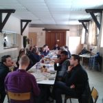lunch in buurthuis