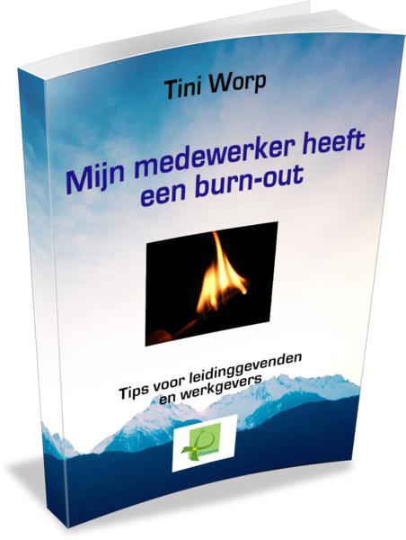 E-book 'Mijn medewerker heeft een burn-out'