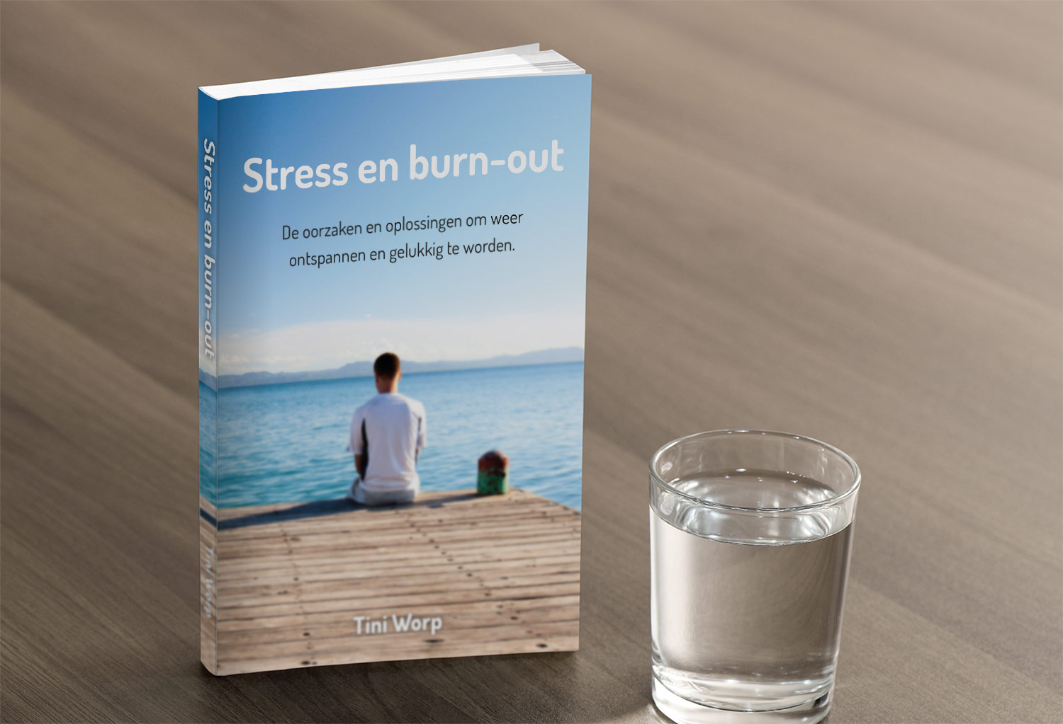 Boek Stress en burn-out