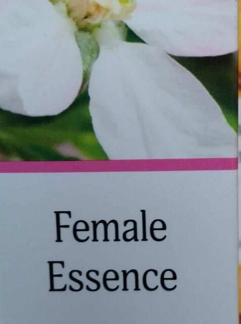 Female essence – vrouwen bloemremedie