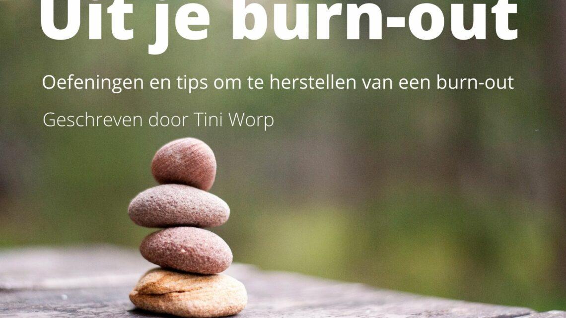 E-book Uit je burn-out komen op een goede en vlotte manier